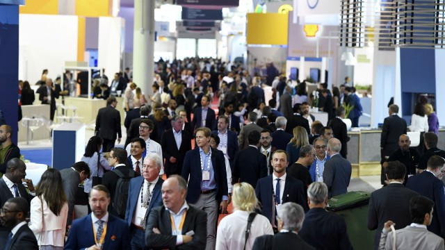 Record visitor numbers for 30th anniversary of Gastech