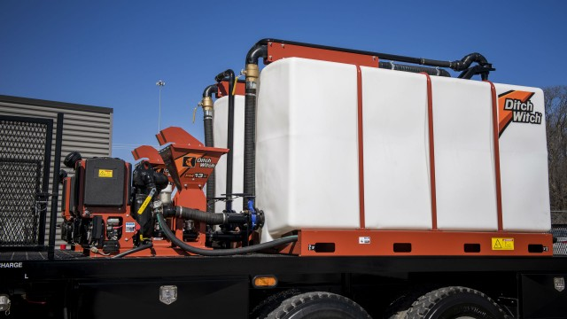 Ditch Witch has updated its water management systems to improve efficiency in horizontal drilling operations.