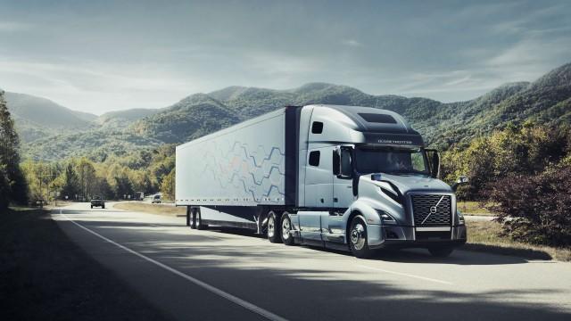 Volvo's VNL series of highway trucks has been recognized for outstanding design.