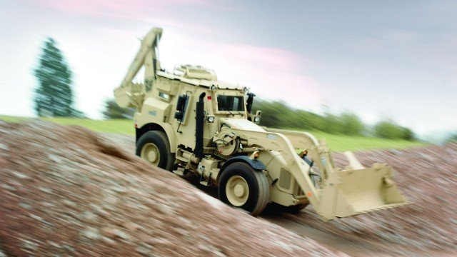 JCB wins extension on HMEE production contract with U.S. Department of Defense