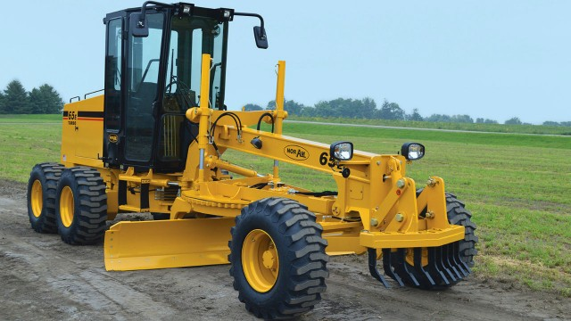 Finning Canada will now sell and service the NorAm motor grader.