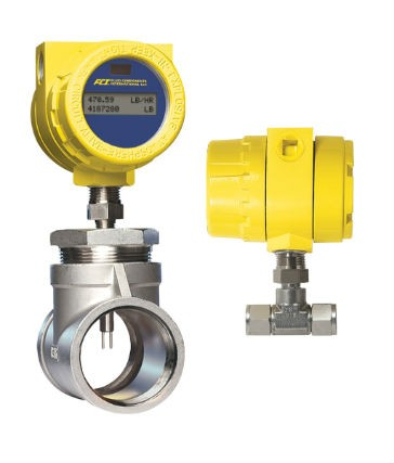 Compact flow meter provides accuracy in crowded areas