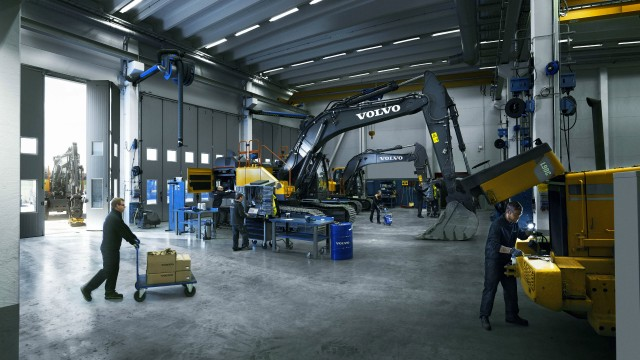 Volvo Services portfolio lets customers choose and bundle aftermarket offers