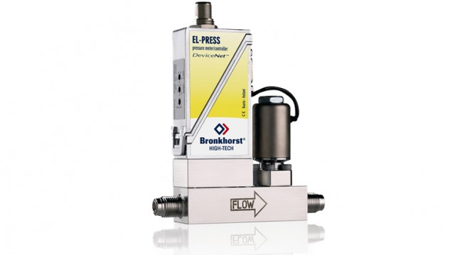 Hoskin Scientific introduces Bronkhorst EL Press Digital Pressure Meter/Controller