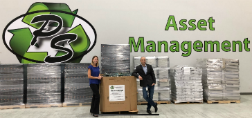 Premier Surplus, Inc. expands e-waste division of company with SSI