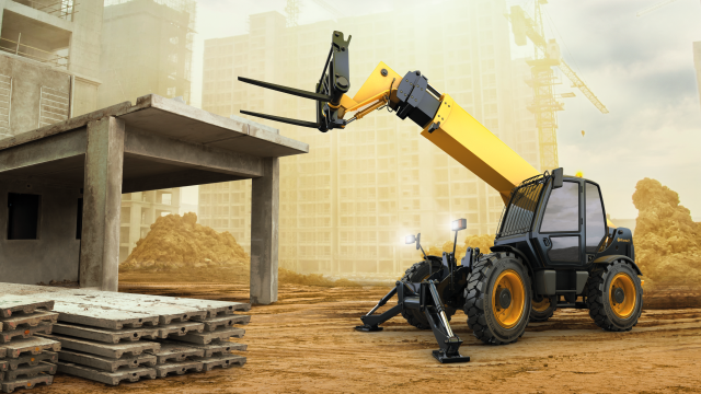 Continental and JLG sign supply agreement for telehandlers