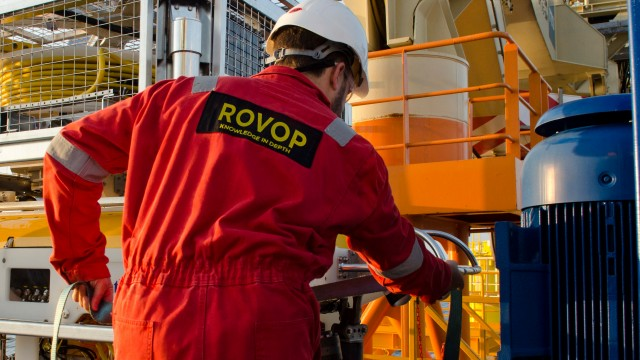 ROVOP strengthens fleet versatility with acquisition of 28 ROVs
