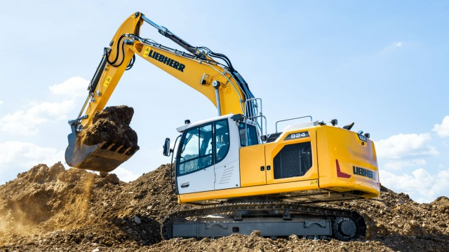 Liebherr is launching the first of their Generation 8 excavators in January 2019.