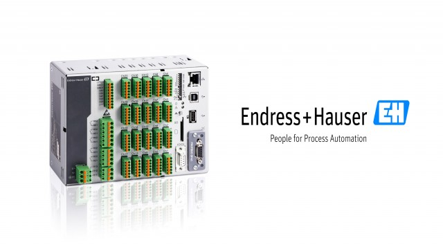 Endress+Hauser releases RSG45 Advanced Data Manager