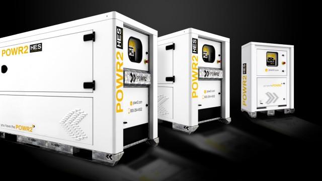 Powr2 launches hybrid energy system