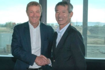 Hitachi forms joint venture with KTEG to develop electric construction equipment for European market
