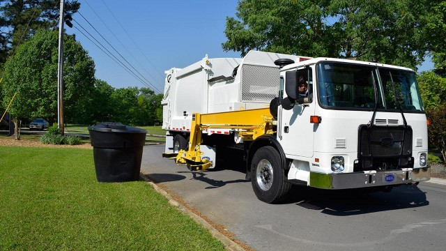 The five elements of fleet rental in waste and recycling