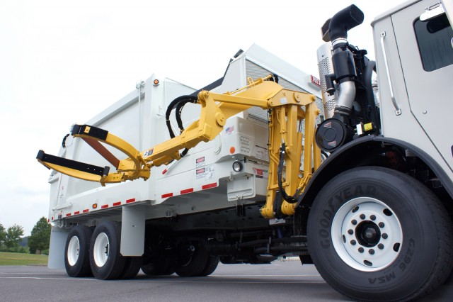 Renting can provide equipment to the waste and recyclables hauler without financial risk as assets can be returned at any given time.
