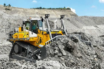 Liebherr to display range of equipment and components at Bauma China