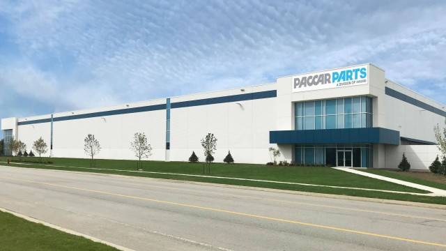 PACCAR Parts has opened its new Toronto distribution facility.