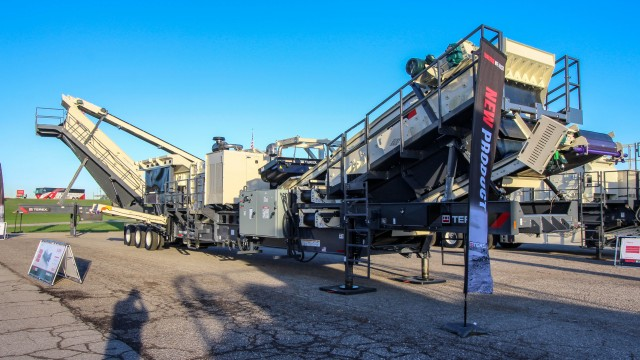 Terex MPS hosts Americas Distributor Conference and Equipment Expo in Oklahoma City