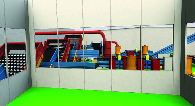 ​CP Group's Virtual MRF showcased at Latin America's largest waste industry expo