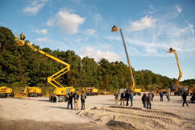Haulotte holds 2018 Open Days for North American customers