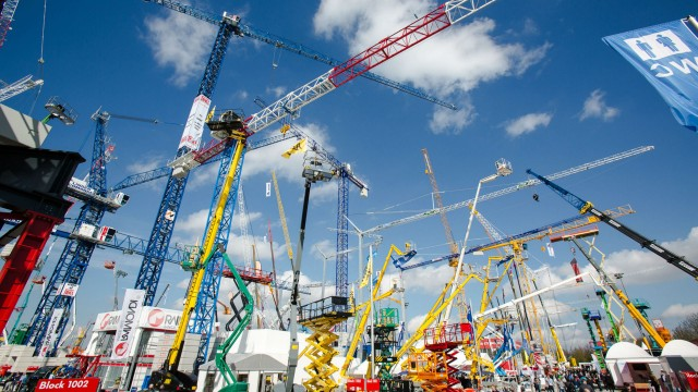 Bauma 2019 will bring thousands of exhibitors and pieces of equipment; a key discussion this year will be around autonomy and electrification, among other topics.