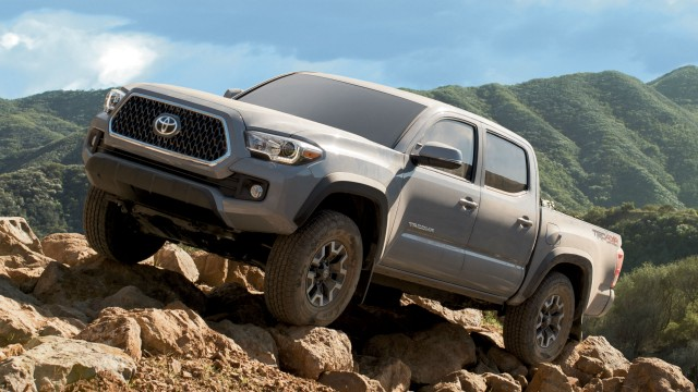 The 2019 Toyota Tacoma is updated with a variety of features and new model packages.