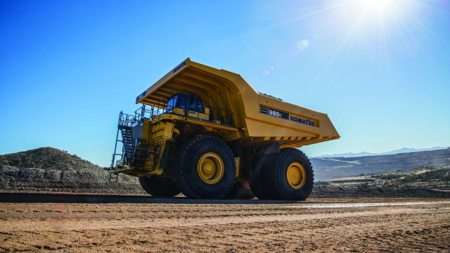 To underscore the company's commitment to progress, Komatsu plans to enhance the AHS' mixed-operation functions, enabling manned trucks of any make to interoperate with Komatsu AHS trucks in a blended operation.