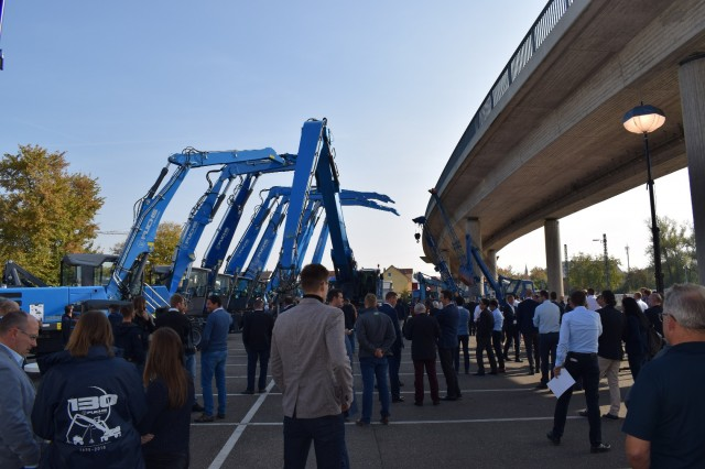 Over 300 customers, distributors and team members from around the world recently joined Fuchs in Bad Schonborn, Germany for a three-day celebration marking Fuchs's 130th Anniversary.