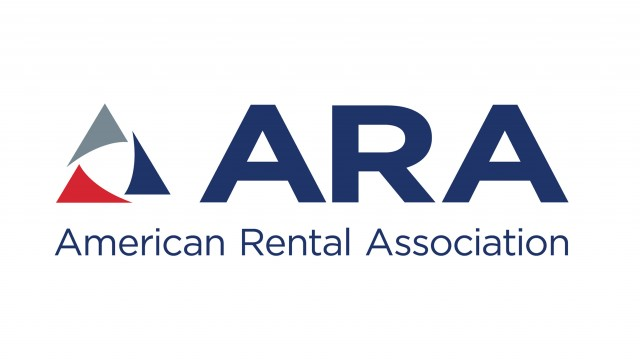 """We continue to see strong growth in rental revenues through 2018 and into 2019 due to the strong performance of the U.S. economy,"" says John McClelland, Ph.D., ARA vice president for government affairs and chief economist."