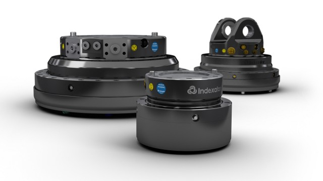 Indexator expands XR hydraulic rotator range