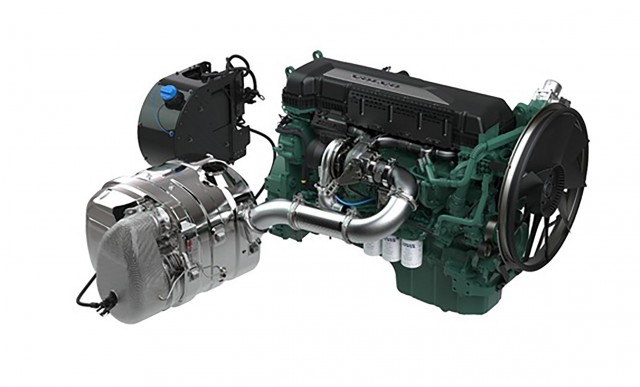 Volvo Penta is revealing its engine range at bauma China.