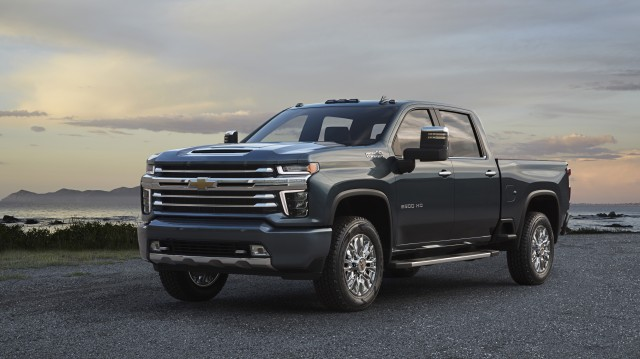 The High Country is one of five trim levels for the all-new 2020 Chevrolet Silverado HD – each offering a different level of design, features and technology to meet the individual and rigorous demands of HD owners.