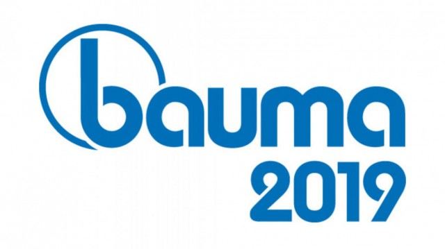 bauma 2019 to focus on the construction site of tomorrow: modern, smart, connected