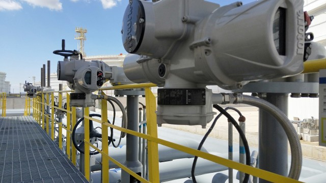 More than 2,500 Rotork IQ3 electric actuators have been installed at a Chinese oil refinery and petrochemical complex.