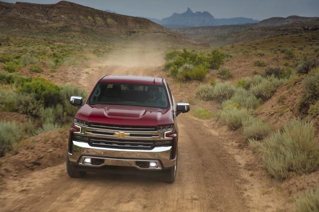 Fuel management systems make the Chevrolet Silverado more efficient
