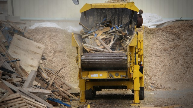 Customer feedback based on proven designs is shaping the latest wood waste processing machines