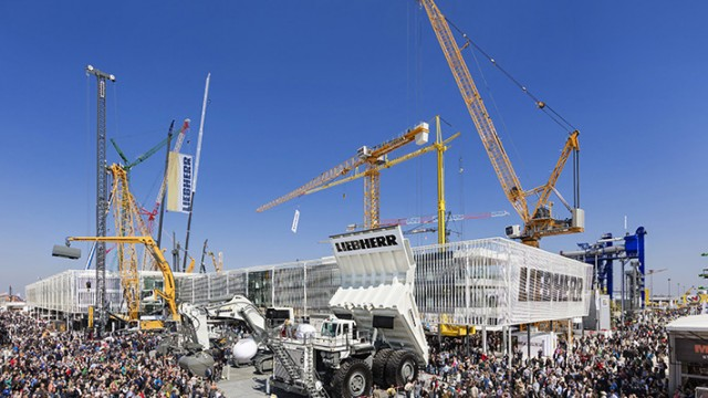 At Bauma 2019, Liebherr will present all the latest product developments and innovations from across the whole range of construction machines, material handling and mining, as well as components.
