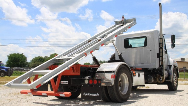 ​Galbreath's new Work Truck Series Cable Hoists to address light-duty applications