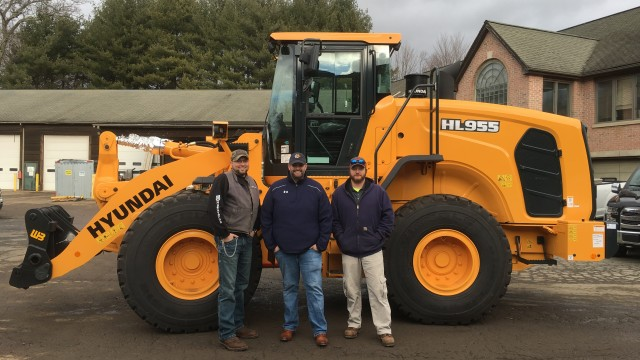 Butler Equipment currently services the compact construction and landscape market in central Connecticut and Hyundai will allow them to better service their customer base along with new customers' needs for larger equipment.