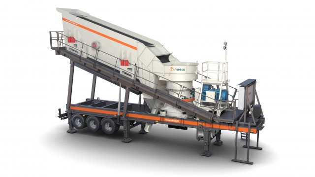 The NW Rapid series models are electric driven and they have Metso's IC(TM) Series crushing automation as a standard feature.