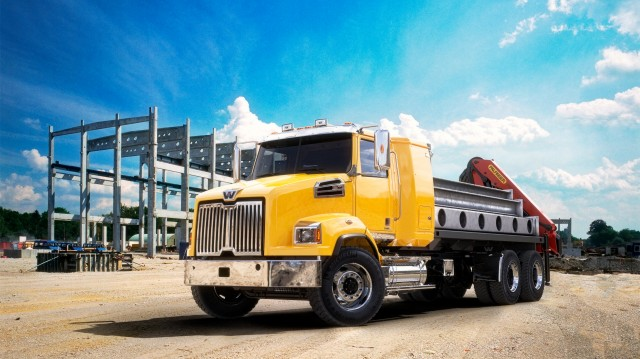 4700 trucks and tractors can now be spec'd with the new Cummins X12 engine. This ultra-lightweight engine increases payload capacity, which boosts profitability for vocational customers.