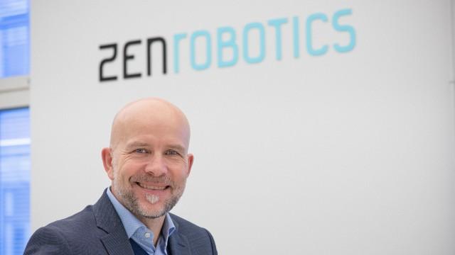 Wolfgang Schiller appointed CEO of ZenRobotics