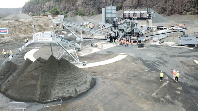 TWS is the premier provider of advanced washing solutions for material and mineral washing needs in Aggregates, Recycling, Mining and Industrial Sands.