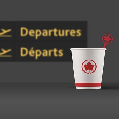 Air Canada to reduce single-use plastics