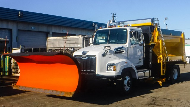 Magnum's rig out department does a variety of accessory installations, truck body builds, frame shortening and lengthening, as well as designs and installs a variety of hydraulic systems.