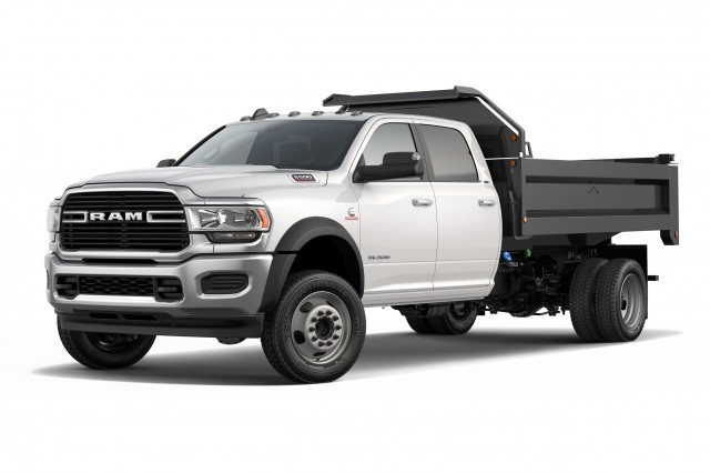 Ram Chassis Cab trucks come in four industry-standard frame lengths measured in inches from the cab to the rear axle (CA): CA 60, CA 84, CA 108 and CA 120. Frame rail width also follows industry guidelines at 34-inch spacing.