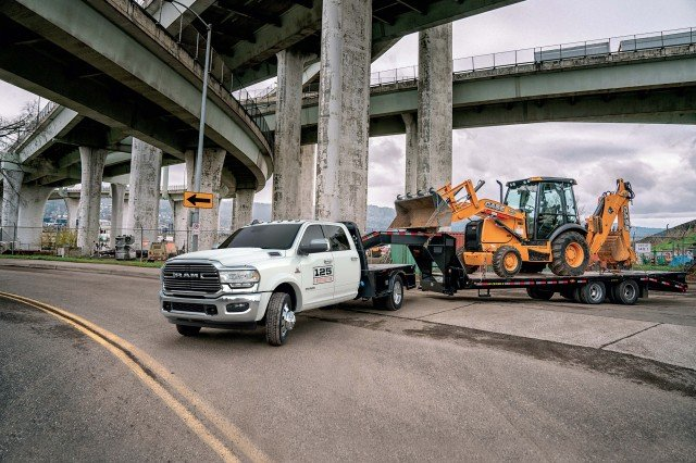 The new 2019 Ram Chassis Cab is the only truck in the segment to offer an array of active AND passive systems to assist the driver and passengers.