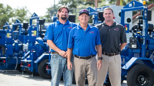 """This transaction allows us to focus intently on developing and manufacturing the industry's best pumps and accessories … and we are well-positioned for the next stage of our company's evolution"" said company president, Bill Thompson."