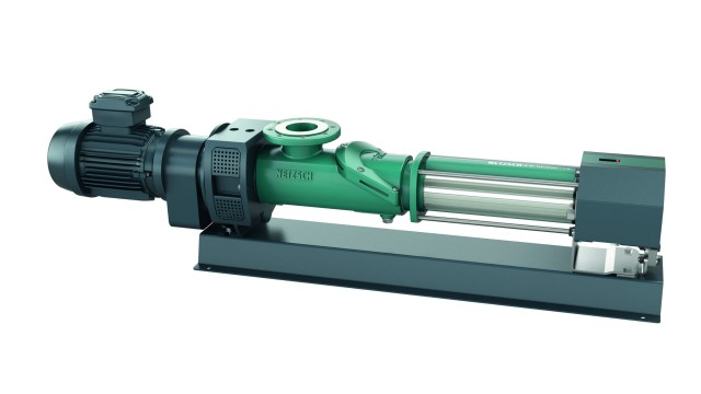 Netzsch adds xLC stator adjustment to triple service life of pumps