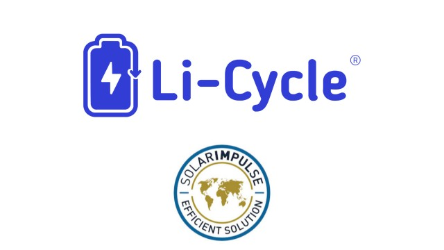 Lithium-ion battery recycling technology recognized as a profitable solution to help protect the environment